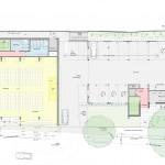 C 1414 SK74C Option 4 Ground Floor plan