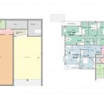 D 1414 SK75B Option 4 First Floor plan