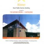 LABC Building Excellence award 2016- Gteway centre eastbourne 032