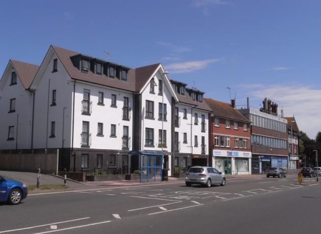A street view