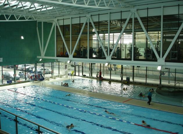 Swimming Rainbow Pool : Saville jones architects