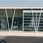 Willink entrance glazing