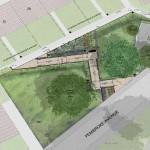 A site plan
