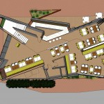 F New scheme plan ground floor plan