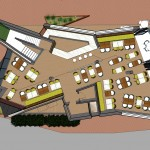 G New scheme plan 1st floor plan