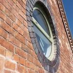 exterior circular window